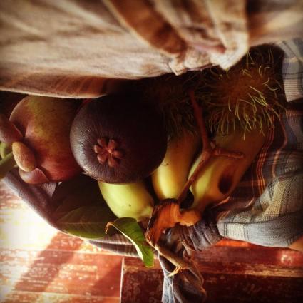 Fresh fruit from Faasai Farm