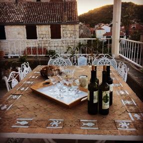 Evening Wine & Cheese